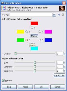 Промена боје