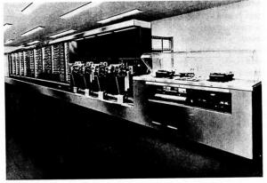 слика 1. Рачунар Mark 1